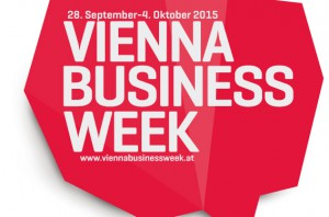Logo vienna business week